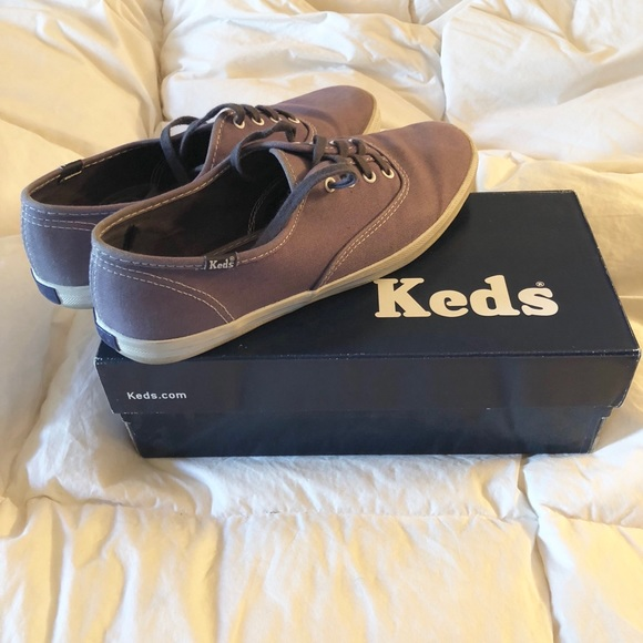 366a80d8f1c Keds Shoes - KEDS CHAMPION OXFORDS IN PERIWINKLE